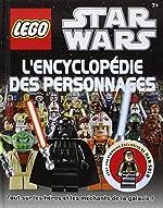Lego Star Wars - L'encyclopédie des personnages de Hannah Dolan