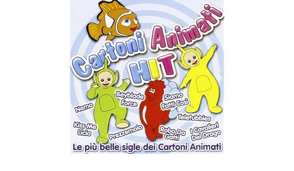 Cartoni Animati Hit Le Piu Belle Sigle Dei Cartoni Animati Artisti