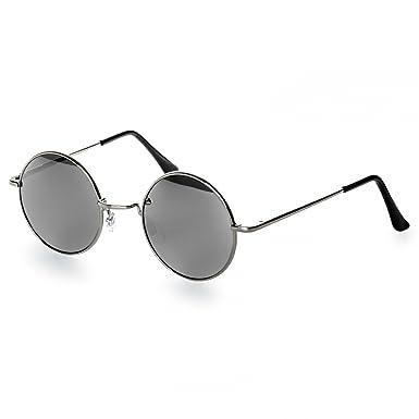 lunettes de soleil homme ronde metal steampunk rond lunettes de soleil tendance retro metal verres h. Black Bedroom Furniture Sets. Home Design Ideas