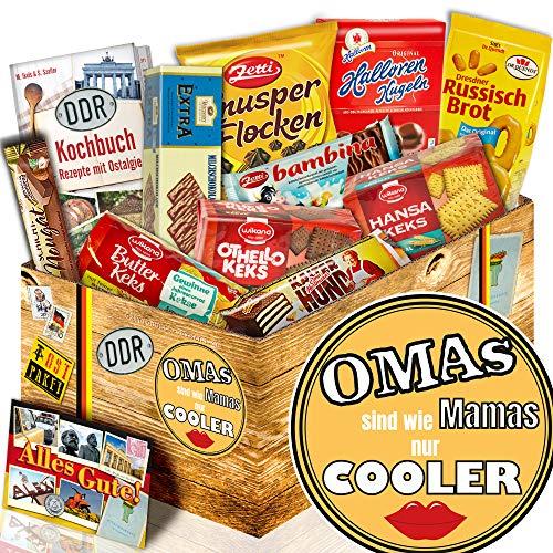 cken | DDR Geschenk | Coole Omas | Geschenek Mama ()