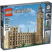 LEGO Creator Big Ben 4163pieza(s) juego de construcción - juegos de construcción (Multicolor, 16 año(s), 4163 pieza(s), 44 cm, 20 cm, 60 cm)