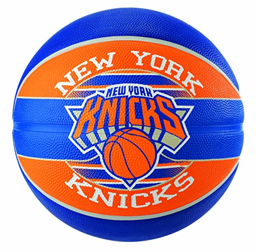 Spalding Uni NBA Team NY Knicks SZ.7 (83 - 509z) Basketball, Multicolore, 7.0