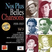 Nos plus belles chansons, Vol. 5: 1930-1935
