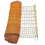 50-Meter-Zaun-KLASSIKER-geeignet-fr-Geflgel-Schafe-und-Jungtiere-im-Garten-gern-fr-Hunde-und-Katzen-genutzt-50m-Zaun-kann-elektrifiziert-werden-Geflgelzaun-Hundezaun-Schafzaun-Geflgelnetz-Schafnetz-Hu