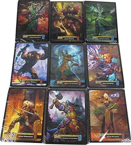 World of Warcraft - Dunkle Portal 9 verschiedene Starter (Warcraft-kartenspiel)