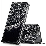 GeeMai Wiko Tommy 3 Hülle, Premium Flip Case Tasche Cover Hüllen mit Magnetverschluss [Standfunktion] Schutzhülle Handyhülle für Wiko Tommy 3 Smartphone, CH01