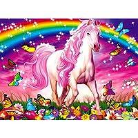 Horse Dream 100 Piece Glitter Puzzle
