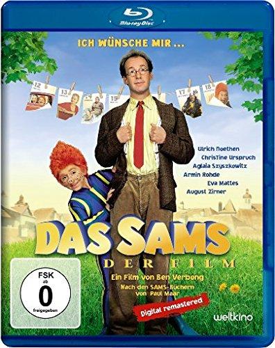 Das Sams - Der Film - Digital Remastered in 2K [Blu-ray]