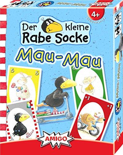 AMIGO 01713 - Kartenspiel, Mau-Mau