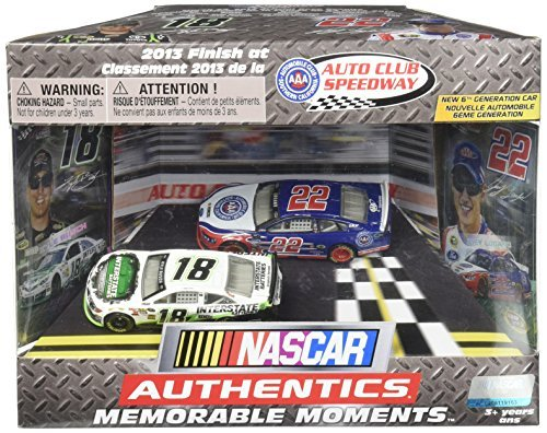 nascar-authentics-memorable-moments-18toy-isb-22frd-aa-gbl-vehicle-by-nascar