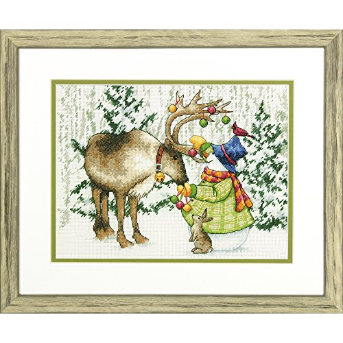 ornamental-reindeer-counted-cross-stitch-kit-12x9-14-count