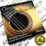 Best Guitar Strings - Adagio Pro CLASSICAL Guitar Strings - Normal Tension Review