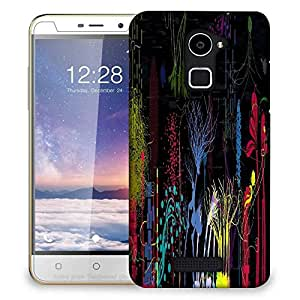 Snoogg Paint Splash Designer Protective Phone Back Case Cover For Coolpad Note 3 Lite