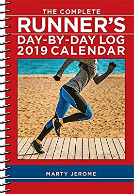 Complete Runner's Day-By-Day Log 2019 Diary