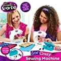 Shimmer and Sparkle 17524 Sew Crazy Sewing Machine Set