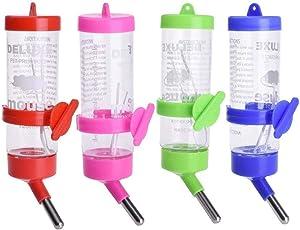 250ml Leak Proof Water Bottle for Hamster/Dwarf/Gerbil/Mice/Guinea Pig/Ferret/Rabbit
