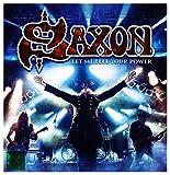Saxon: Let Me Feel Your Power [2xWinyl]+[Blu-Ray]+[2CD]