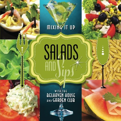 Salads & Sips: Mixing it up with the Belhaven House and Garden Club (Queen-anne-cocktail)