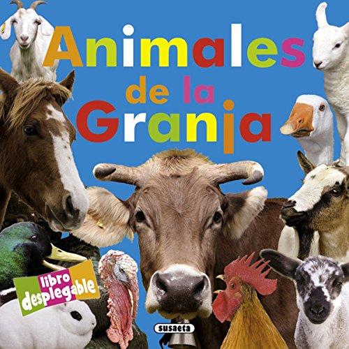 Animales de la granja (Despliega y aprende) por Equipo Susaeta