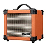 Best Portable Amps - Mugig Guitar Amplifier with Handle Portable Amplifier Review