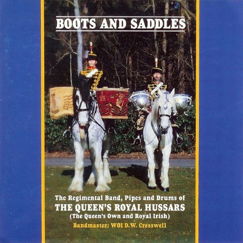 Queen-boot (Boots and Saddles)