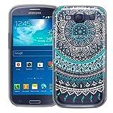 Samsung Galaxy S3 Neo, S3 Hülle, Conie Silikonhülle [Mandala Series], Ultradünn hüllen Cover Schutz Tasche Premium HD Druck, Case, Samsung Galaxy S3 Neo, S3 (4,8 Zoll (12,2 cm)