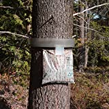 Agro Sens - Piège arboricole pour chenilles processionnaires du pin, décor écorce.