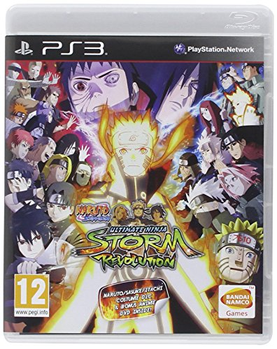 Naruto Shippuden: Ultimate Ninja Storm Revolution [Import Europa]