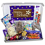 50th Birthday Large Chocolate Gift Box