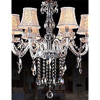 Goud lampadario lampadario/lampada sospesa–Contemporaneo/Tradizionale/Classico/Vintage–Con Cristallo–Cristallo,