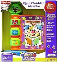 Mattel Fisher Price N3835 - Eğitici Masalcı Tırtıl (Türkçe)