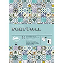 Libro 12 Pliegos Papel de Regalo Creativo PEPIN Diseño TILE PORTUGAL 684 7066