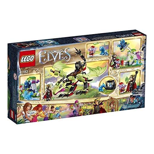 LEGO-Elves-41183-Il-Drago-Malvagio-del-Re-Goblin