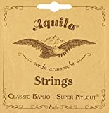 Aquila 5B Classic Banjo 5-string - DBGDG Tuning, medium (all Nylgut)