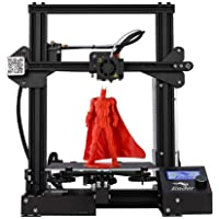 Official Creality Ender 3 Pro 2021 3D Printer | Superior Surface Plate with C-MAG Sticker | Rated UL Certified Power…