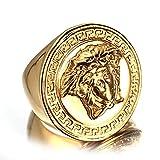 YuanChuang Fashion/Medusa/Ring/Golden/¨¹berzug Titan/Rings (1 pc)-12