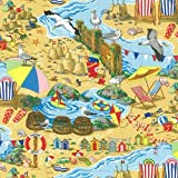 Seaside Stoff–Strand