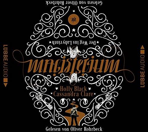 Magisterium - Der Weg ins Labyrinth: Teil 1. (Magisterium-Serie, Band 1) -
