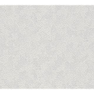 A.S. Création 25x 1.06m Made in Germany White Paintable Non-Woven Wallpaper 1533191533–19
