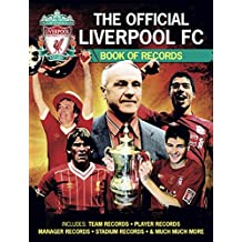 Official Liverpool FC Football Records