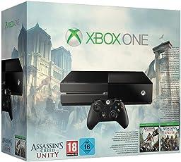 Xbox One Konsole inkl. Assassin's Creed Unity und Black Flag (DLC)