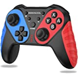 BEBONCOOL Wireless Controller with Amibo Function for Nintendo Switch/Pro/Lite, NFC Remote with Turbo/Motion Control…