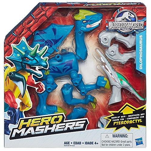 hasbro-jurassic-world-hero-mashers-dilophosaurus