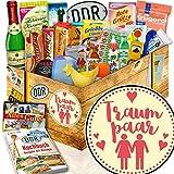 Traumpaar / DDR Set 24tlg. / Geschenk für Brautpaar