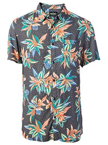 Herren Hemd kurz Rip Curl Hawaiian Hemd Multico