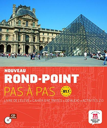 Nouveau Rond-Point pas à pas B 1.1 - 9788468321578