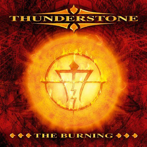 Thunderstone: Burning (Audio CD)