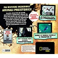 Animali-preistorici-Fai-rivivere-le-creature-preistoriche-con-la-realt-aumentata-iExplore-Ediz-a-colori-Con-app