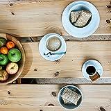 Kahla Set of 2 White Porcelain Espresso Doppio Cups and Saucers