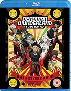Deadman Wonderland The Complete Series Collection [Blu-ray]